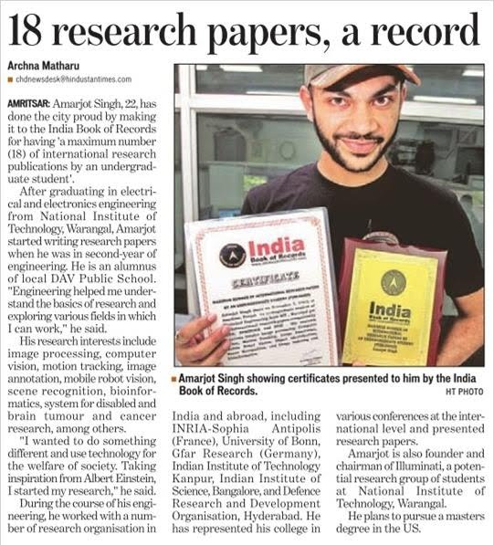 India Book of Record