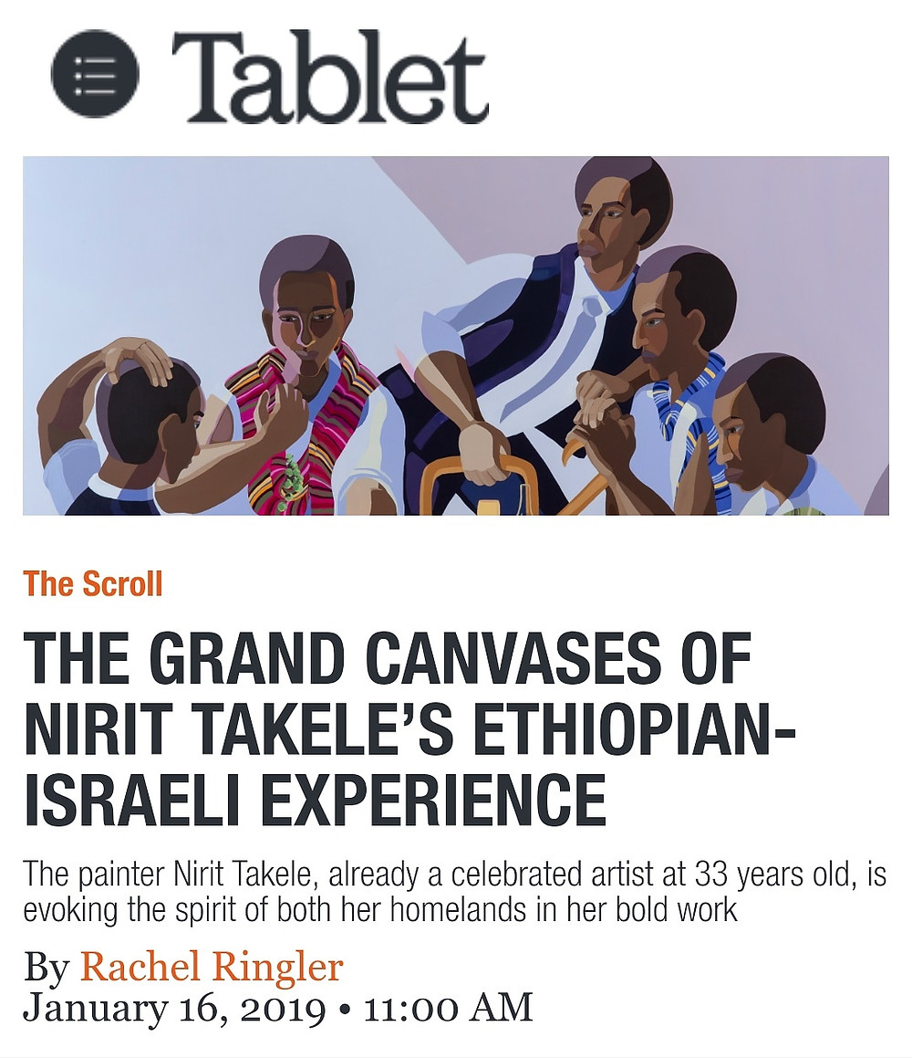 https://www.tabletmag.com/scroll/278904/the-grand-canvases-of-nirit-takeles-ethiopian-israeli-experience