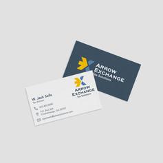 Arrow Exchange_business card.jpg