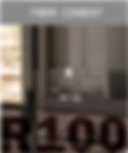 Ronson 100, fiber cement panels