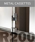 Ronson 200, metal cassettes