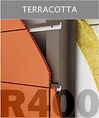 Ronson 400, terracotta