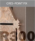 Ronson 300, gres- point fastening
