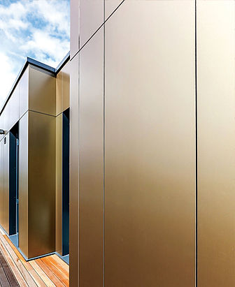 Ronson 200 - metal composite panels