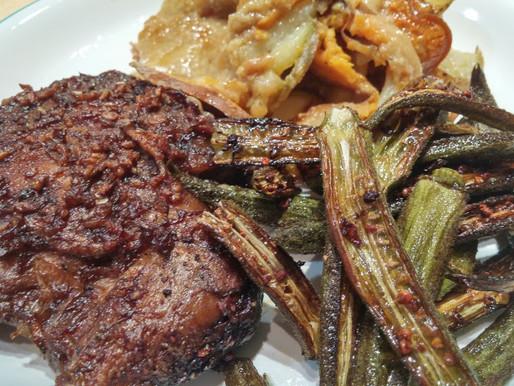 Mane Mushroom Steaks