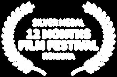 SILVER MEDAL - 12 MONTHS FILM FESTIVAL -