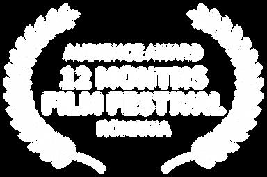 AUDIENCE AWARD - 12 MONTHS FILM FESTIVAL