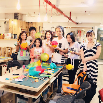 Mid-Autumn Lantern Workshop