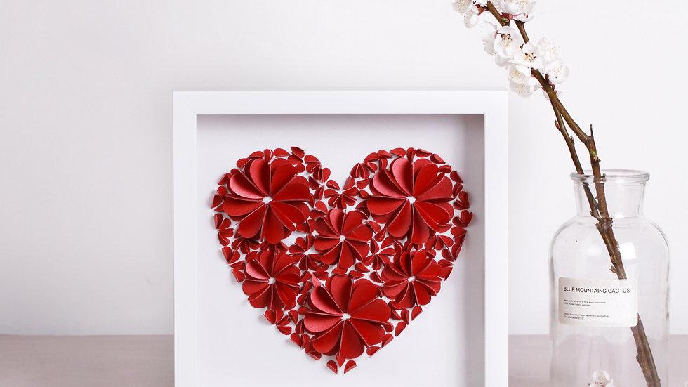 DIY Heart Kit set