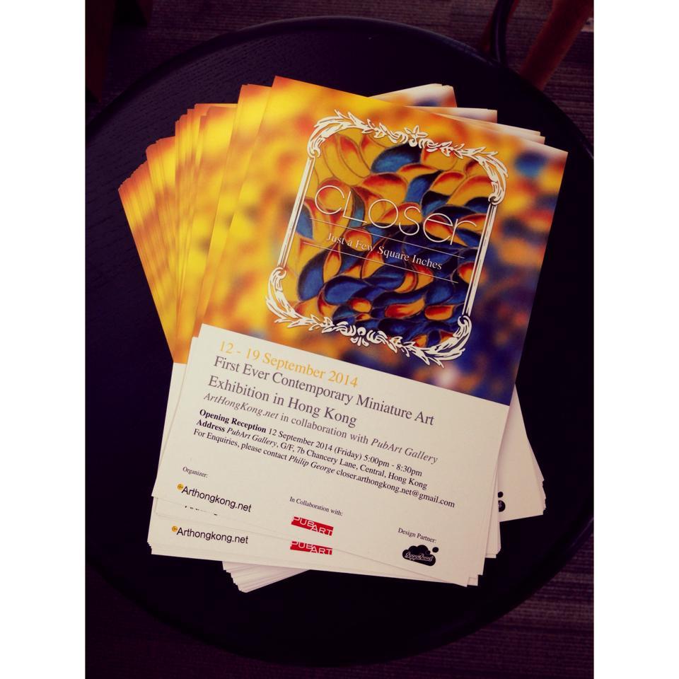 Exhibition Leaflets