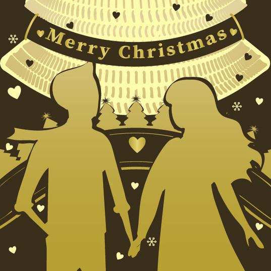Christmas Illustration for Sayvour 2019