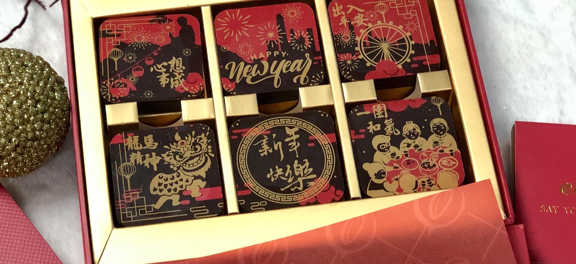 HK Features tablets (24pcs per set)