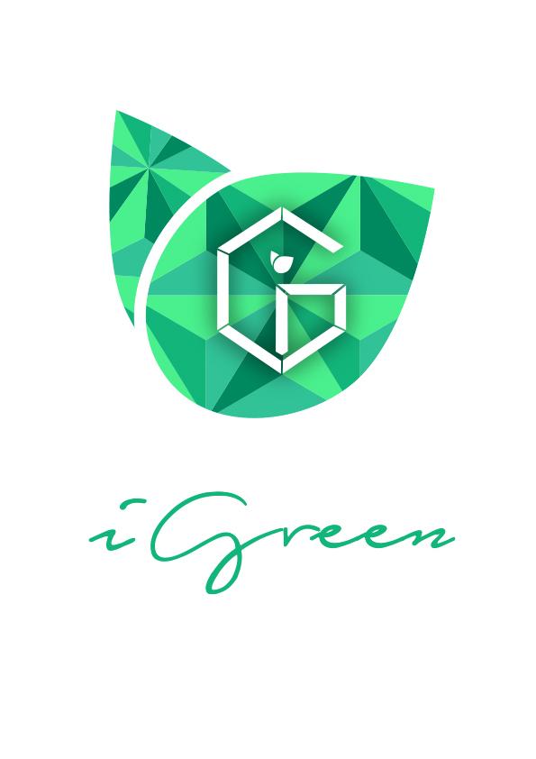 Logo on white Background