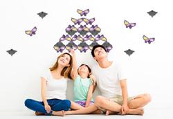 Bats and Butterflies 蝠蝶寶鈿