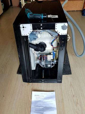 Стиральная машина Gorenje W65Z03, повышенная вибрация