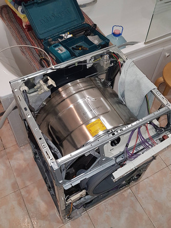 Стиральная машина Miele WDA 100, ошибка F138.