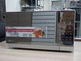 Ремонт микроволновой печи LG MH604
