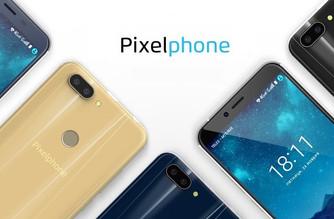 Запуск официального обслуживания PixelPhone