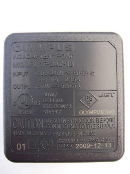 Зарядное устройство Olympus АF-2AC