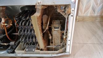 Не морозит холодильник LG GA-B499