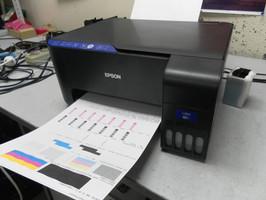 Epson L3151 не захватывает бумагу