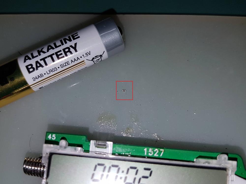 дефектный конденсатор Starline