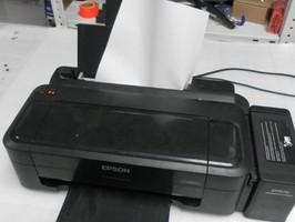 Epson L132 мнёт бумагу при подаче