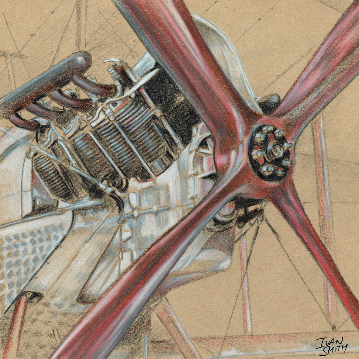 BE2c Engine