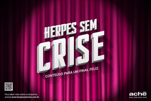 Herpes sem crise