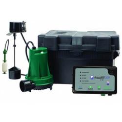 508 Aquanot Fit 12V DC Backup Sump Pump