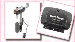 Liberty Pump SumpJet With Alarm