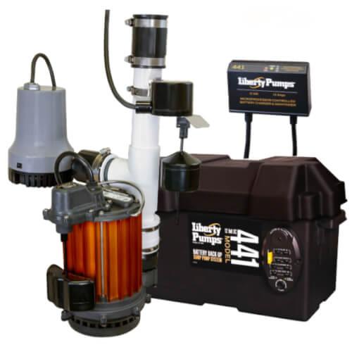 Liberty S37 Battery Backup System
