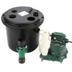 Zoeller Remodeling Sump Pump Kit