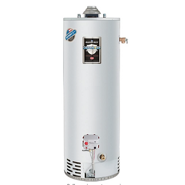Bradford White 50 Gallon Water Heater with Warranty Upgrade