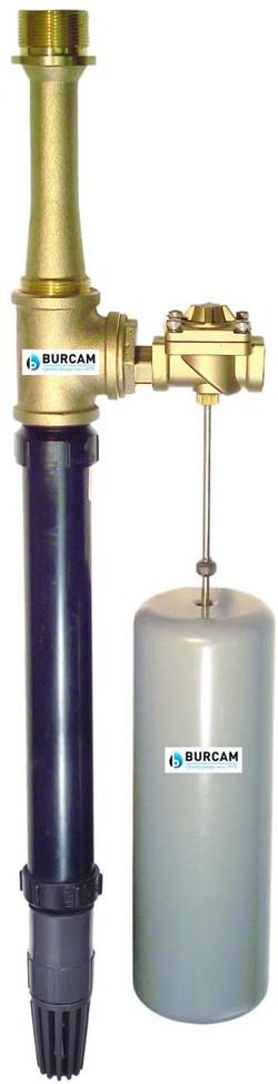 Burcam Brass Pump