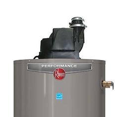 Water Heater Installation 50g Powervent