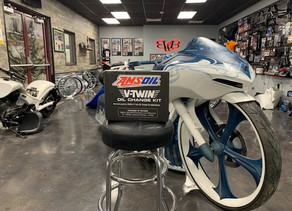 DOESN'T YOUR BIKE DESERVE THE BEST?