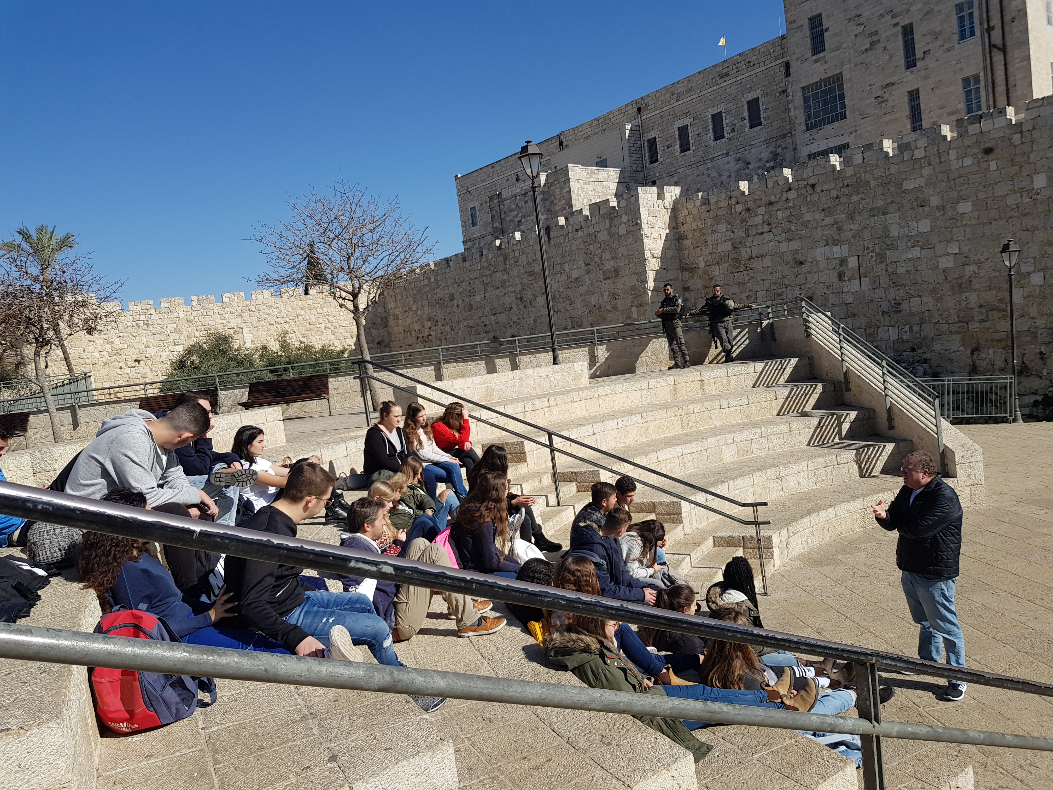 סוף שבוע מנהיגות בירושלים
