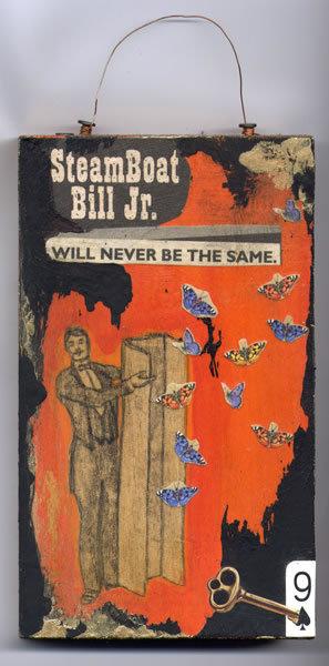 Steamboat Bill Jr.
