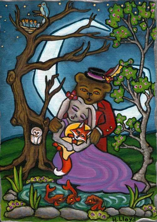 Woodland Lullaby