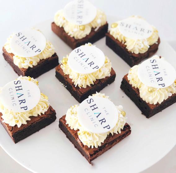 Branded Brownies