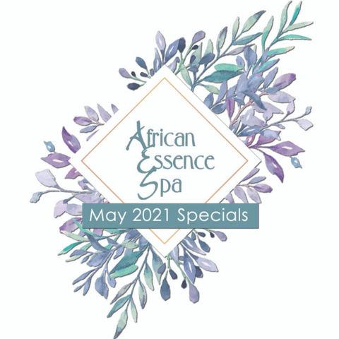 May 2021 Specials 🤩