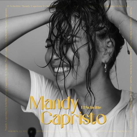 """Mandy Capristo """"13 Schritte"""", 2020"""
