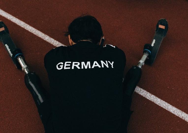 Ali, paralympic athlete
