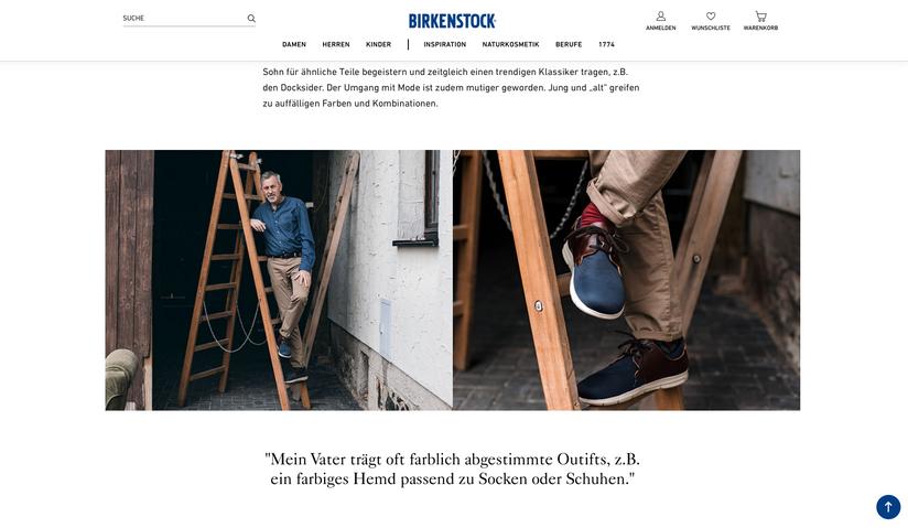 Birkenstock Magazine, 2018