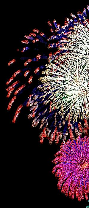 Feuerwerk, Schlössernct