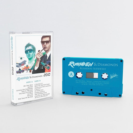RUSHDEN & DIAMONDS - 2010 CASSETTE