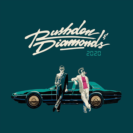 RUSHDEN & DIAMONDS - 2020 REDUX CD (JEWEL CASE)