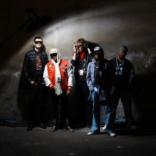 Rushden & Diamonds with Kool Keith at Nuit Sonores Music Festival 2012.jpg