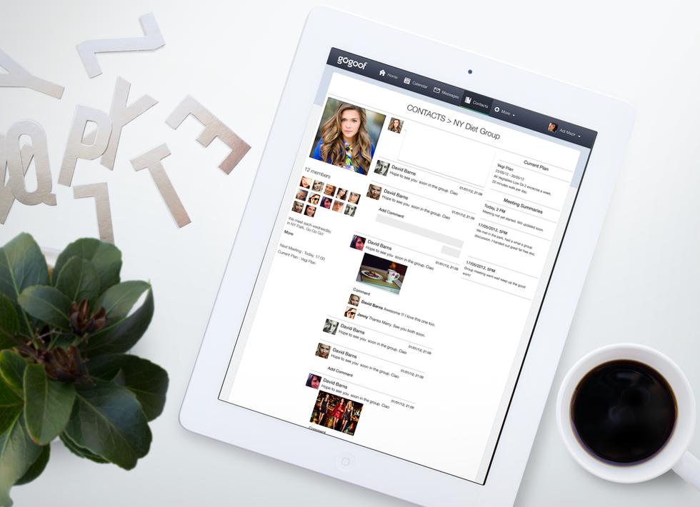 Therapist-client management app